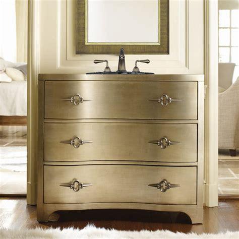 Designer Bathroom Vanity by A Selection Of Designer Bathroom Vanities With Metallic