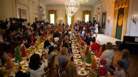 white house state dinner healthy lunchtime challenge kids state dinner pbs parents pbs