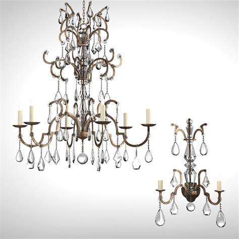 Chandelier Candle Wall Sconce Max Classic Luxury Chandelier