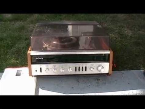 Hp Sony Hp sony integrated stereo hp 510a