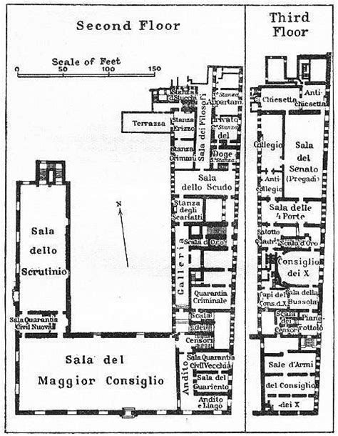 palace place floor plans interior of the doges palace floor plan venice 1953