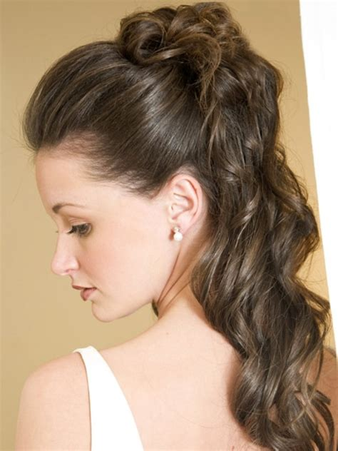 Wedding Hairstyles For Hair Easy by Easy Hairstyles For Hair For Wedding Di Candia Fashion