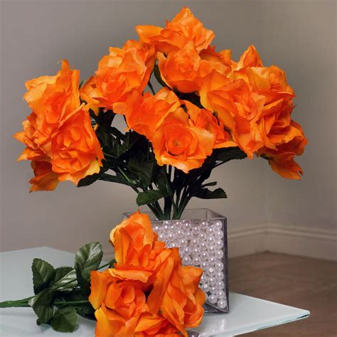 Discount Wedding Bouquets by 252 Open Roses Wedding Wholesale Discount Silk Flowers