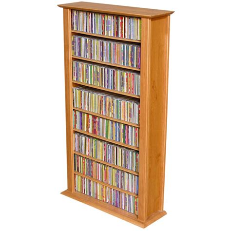 dvd storage tower media storage tower 76 tall double