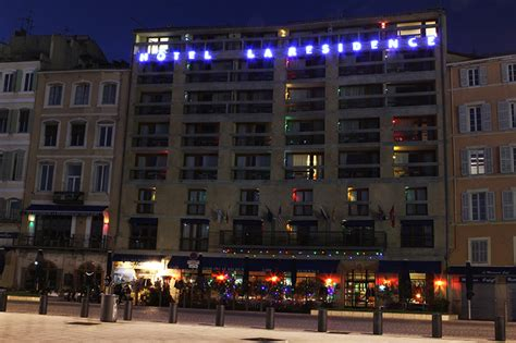 hotel la residence du vieux port marseille