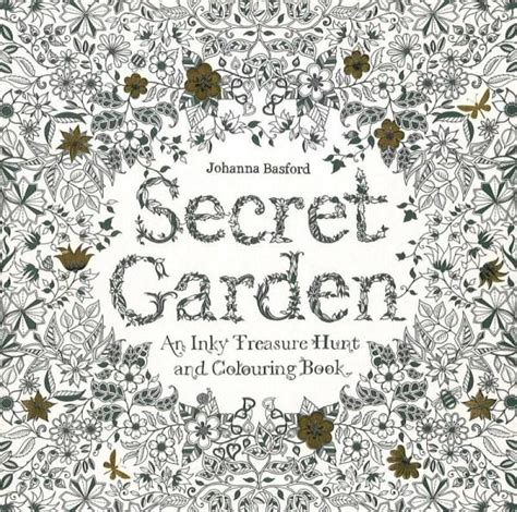 secret garden colouring book dymocks dymocks