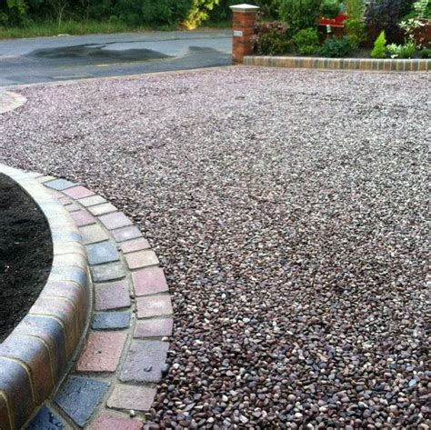 top 60 best gravel driveway ideas curb appeal designs