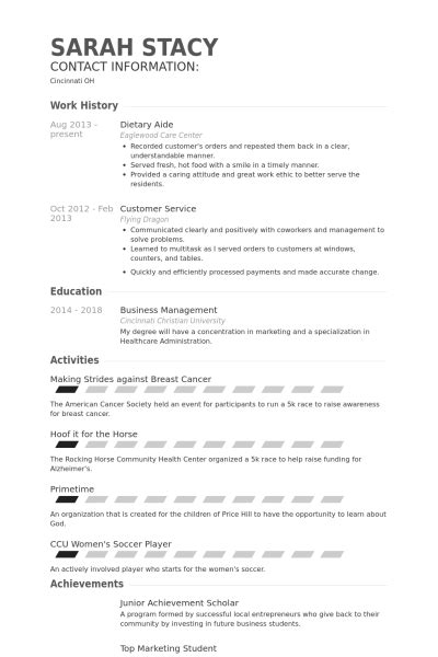 dietary aide resume sles 28 images aide resume sales aide