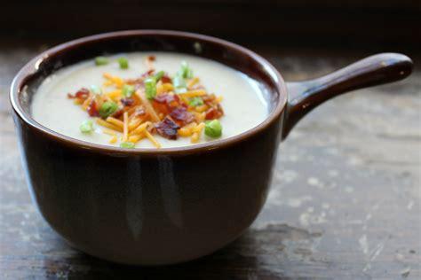 potato soup crockpot style pinch me
