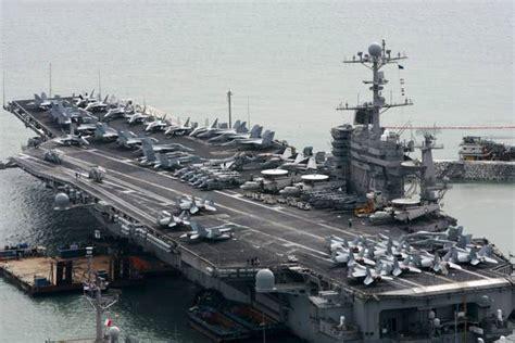 portaerei usa iran marina americana salva 13 marinai ostaggi dei pirati