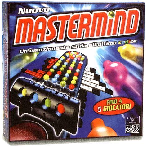 mastermind di mb hasbro il gioco dei codici