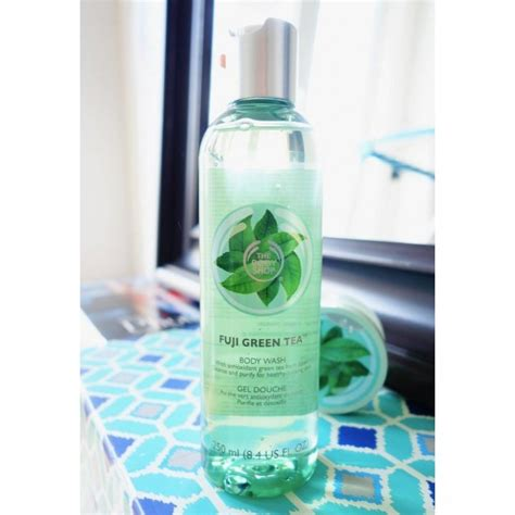 Parfum Fuji Green Tea Shop the shop fuji green tea shower gel erfahrungsberichte
