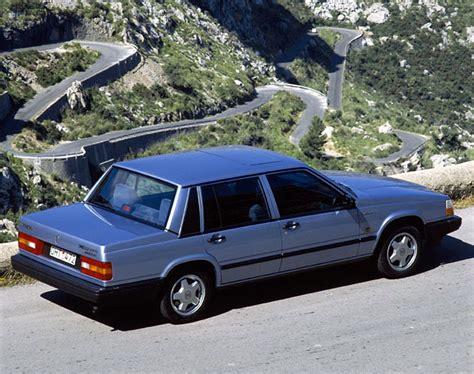 volvo 740 sedan volvo 740 sedan 1984 cartype