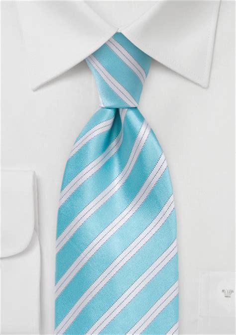 striped tie in soft aqua blue ties shop light blue