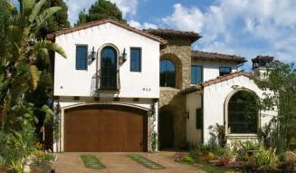Outdoor Kitchens Florida - spanish style home mediterranean exterior los angeles by dave powers construction