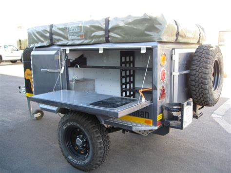 offroad trailer road cer trailer with brilliant creativity