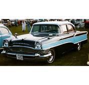 Packard Clipper Custom 4 Door Sedan 1956jpg