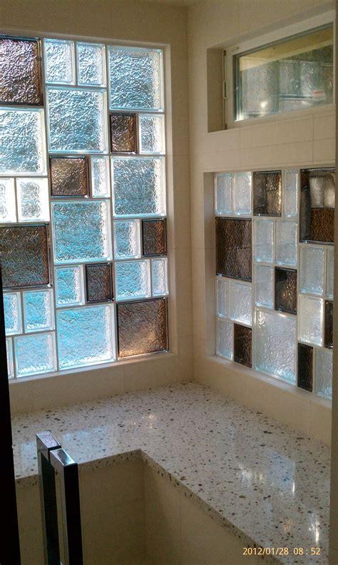 badezimmerwand textur ideen 59 besten glasbausteine bilder auf