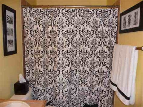 black paisley shower curtain black and white paisley shower curtain decor ideasdecor