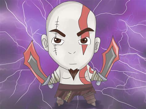 imagenes de kratos para dibujar faciles how to draw kratos with pictures wikihow