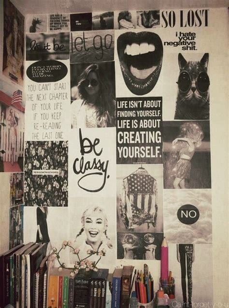 Go To Designer La Rok For At Livenattycom by Cool Wall Collage Of Black And White Pictures Spaces