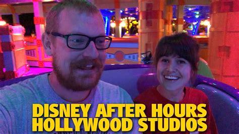 hollywood studios after hours disney after hours disney s hollywood studios youtube