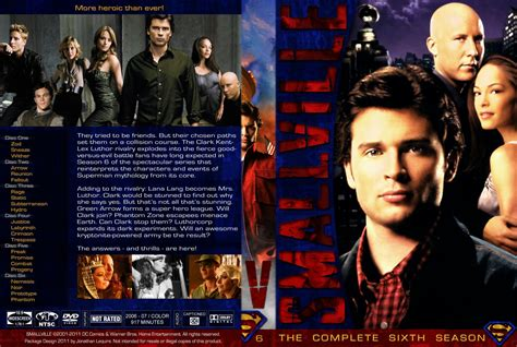 Sale Dvd Smallville Season 3 smallville season 6 tv dvd custom covers smallville s06 r1 dvd covers