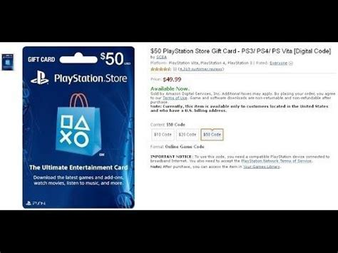 Gift Card For Ps4 - pin by mark wolker on 50 playstation store gift card ps3 ps4 ps