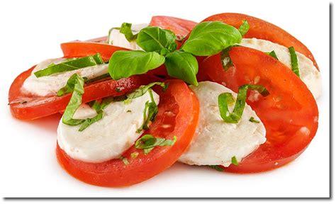 tomate mozzarella schön anrichten tomate mozzarella antipasti rezept