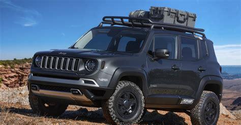jeep renegade  ute edition specs  change