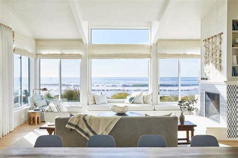 beach house interiors bright inspirations