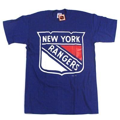 Jersey Nhl Hockey Rangers Baju Rapper Hip Hop Import 2017 vintage new york rangers t shirt logo 7 80 s 90 s nhl hockey for all to envy