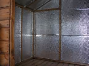 Best Way To Insulate Shed by Insulating A Shed The Rabbit House
