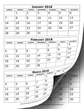 2018 4 month calendar gse bookbinder co
