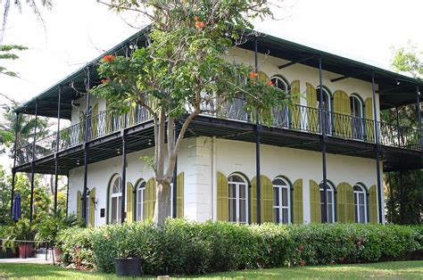 hemingway house key west florida keys and key west united states by luxe travel