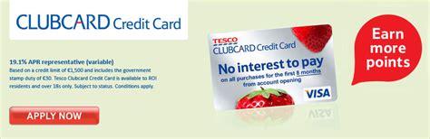 Tesco Car Insurance Ireland by Credit Card Tesco Bank