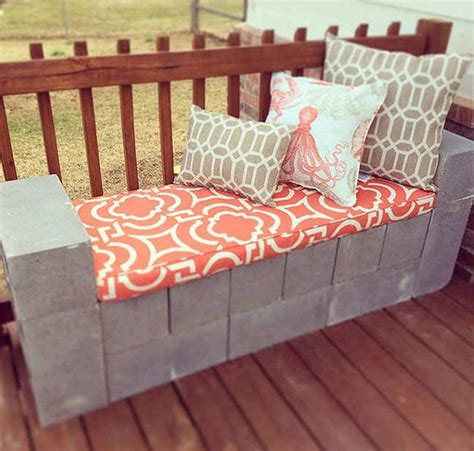 diy brick bench diy brick bench diy garden benches and tables made with cinder blocks