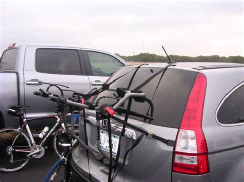 Bike Rack For Crossover by How Do You Haul Your Bike Rack Review Bike Noob