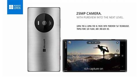 Hp Nokia Lumia 940 Xl microsoft lumia 940 and lumia 940 xl rendered by microsoft