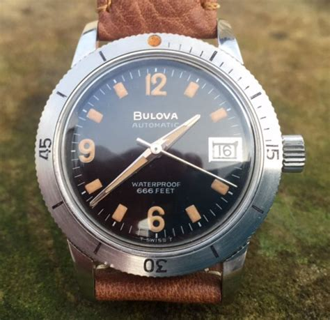 bulova dive 1000 ideas about diving on vintage dive