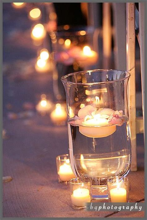 Wedding Aisle Candle Holders by Want Something Different At Your Wedding Forget The Aisle