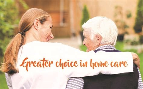 greater choice in home care aspire planning