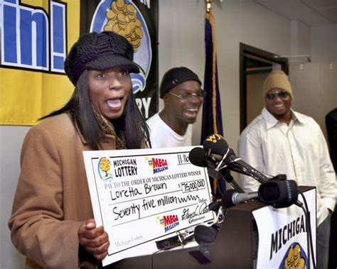 Mega Millions Sweepstakes Winners - chris labelle michigan lotto winner