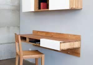 wall mounted desk diy homeofficed 233 coration fix 233 au mur de bureau bricolage