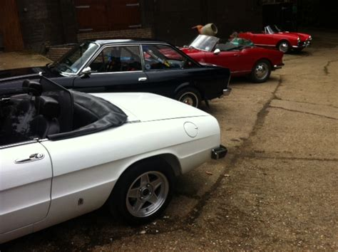 Alfa Romeo Club by Alfa Romeo Owners Club Cck Historic