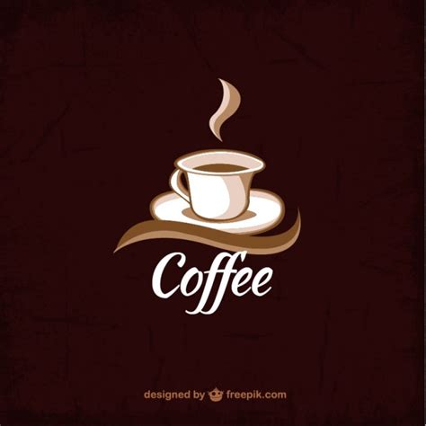 wallpaper coffee vector coffee cup background vector free download