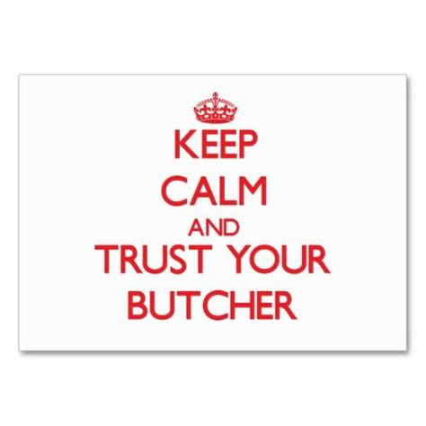 Keep Calm Card Template Free by 17 Best Images About Butcher Business Cards On