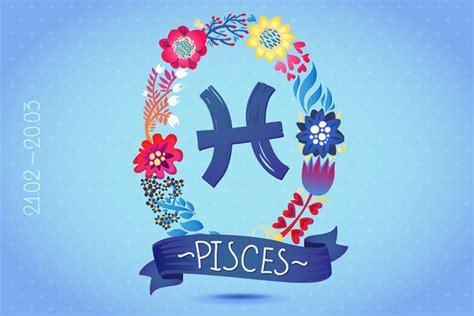 gambar keren zodiak pisces gambar zodiak pisces keren 187 designtube creative design