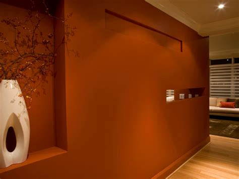 hgtv designers portfolio rust colored wall paint for living rooms what color is rust living