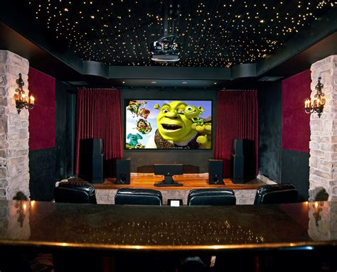 home theatre decorations ideas for outdoor cinema inmyinterior and